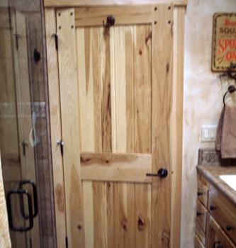 hickory doors plaza inset prescott hickory flat panel